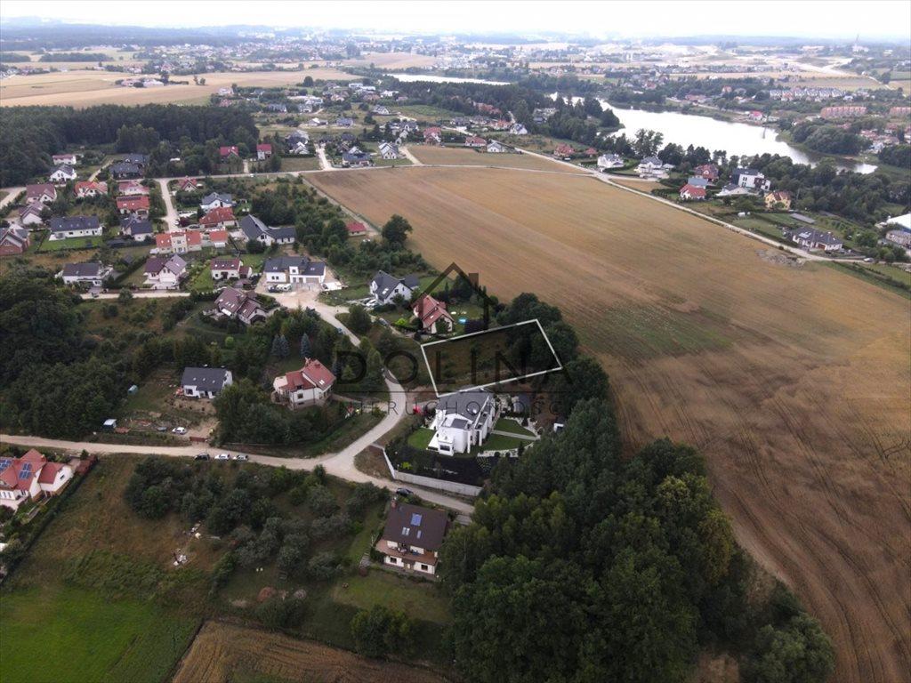 Działka budowlana na sprzedaż Gdańsk, Osowa, Kawelska  1000m2 Foto 4