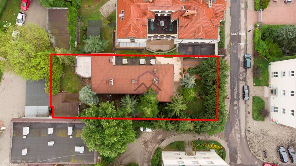 Działka budowlana na sprzedaż Warszawa, Żoliborz, Śmiała  778m2 Foto 1
