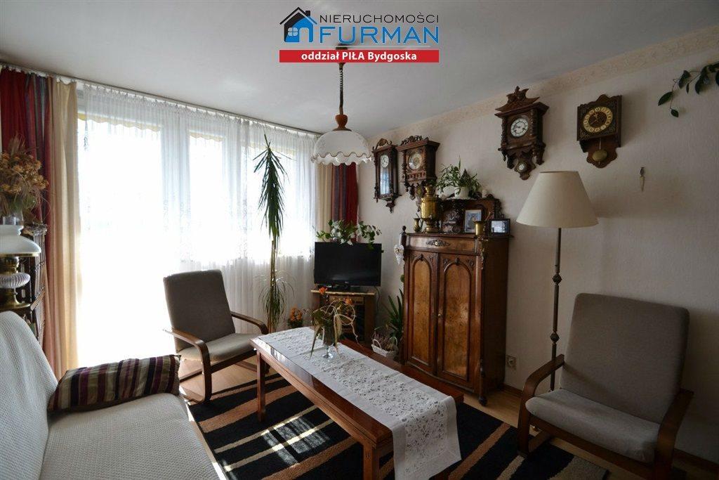 Mieszkanie dwupokojowe na sprzedaż PIŁA, Śródmieście  46m2 Foto 2