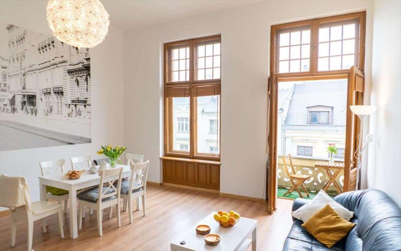 Mieszkanie trzypokojowe na wynajem Łódź, Śródmieście, Piotrkowska 19  68m2 Foto 1