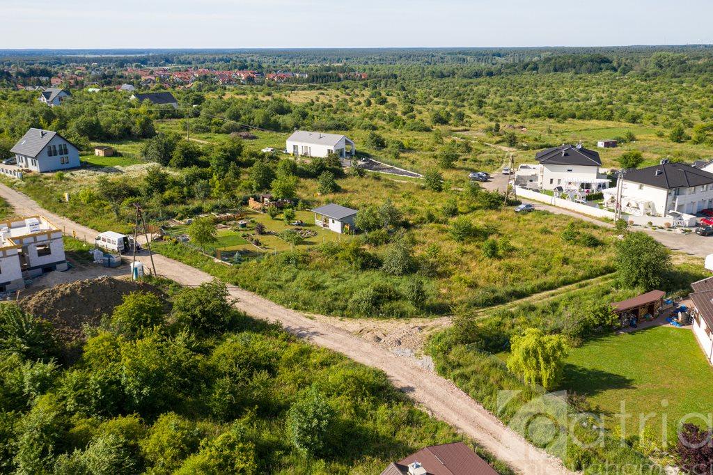 Działka budowlana na sprzedaż Bezrzecze  1007m2 Foto 3