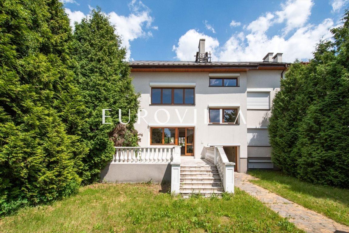 Dom na sprzedaż Warszawa, Wilanów  416m2 Foto 1