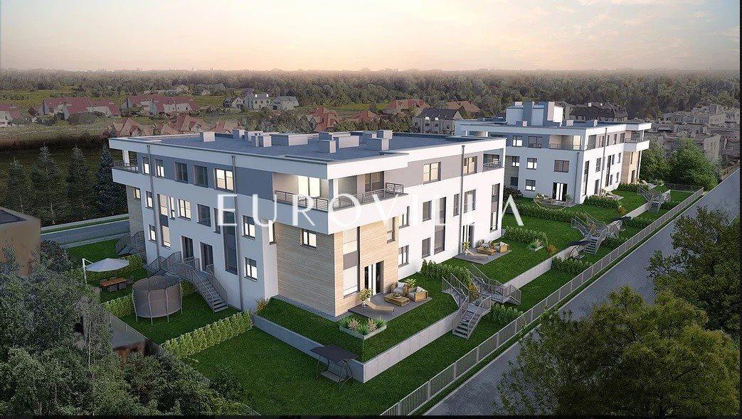Mieszkanie czteropokojowe  na sprzedaż Warszawa, Wilanów Zawady, Bruzdowa  120m2 Foto 1