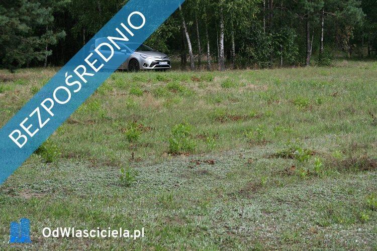 Działka leśna z prawem budowy na sprzedaż Miszewo Wielkie  3600m2 Foto 4