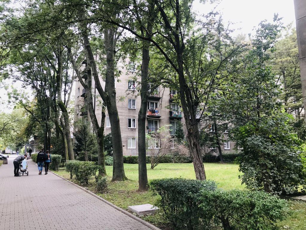 Mieszkanie dwupokojowe na sprzedaż Warszawa, Praga-Południe, Saska Kępa, Zwycięzców  42m2 Foto 8