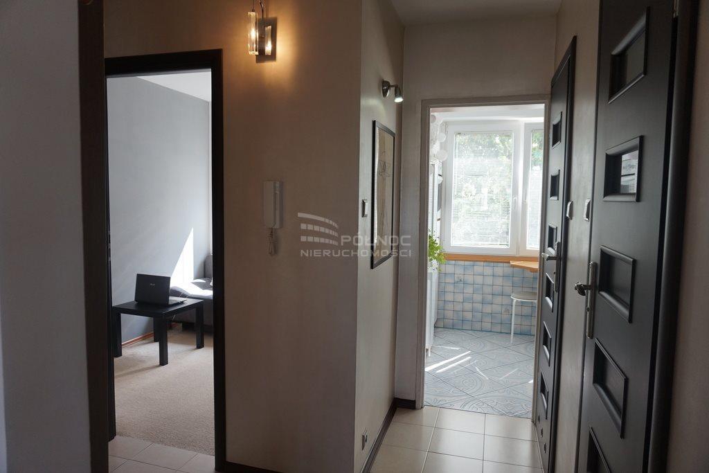 Mieszkanie trzypokojowe na sprzedaż Pabianice, M-4 umeblowane, dostępne od zaraz, plus garaż  48m2 Foto 6