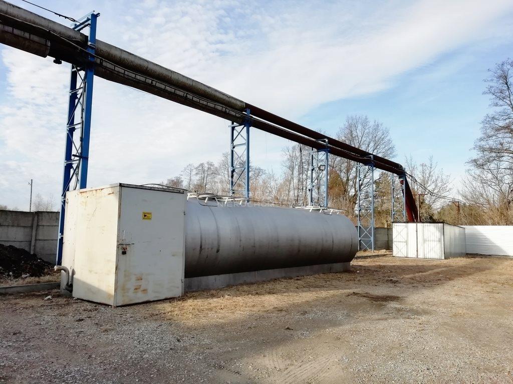 Działka przemysłowo-handlowa pod dzierżawę Klucze  3228m2 Foto 4