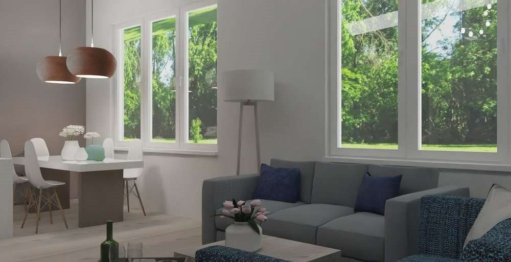 Mieszkanie trzypokojowe na sprzedaż Gryfino  93m2 Foto 2