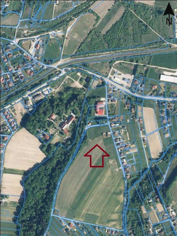 Działka budowlana na sprzedaż Marcinkowice  1200m2 Foto 2