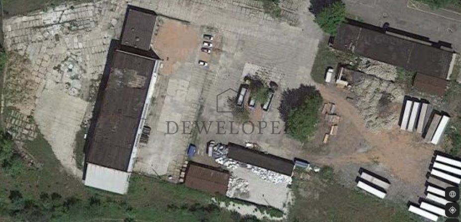 Działka przemysłowo-handlowa pod dzierżawę Katowice, Burowiec  4000m2 Foto 1