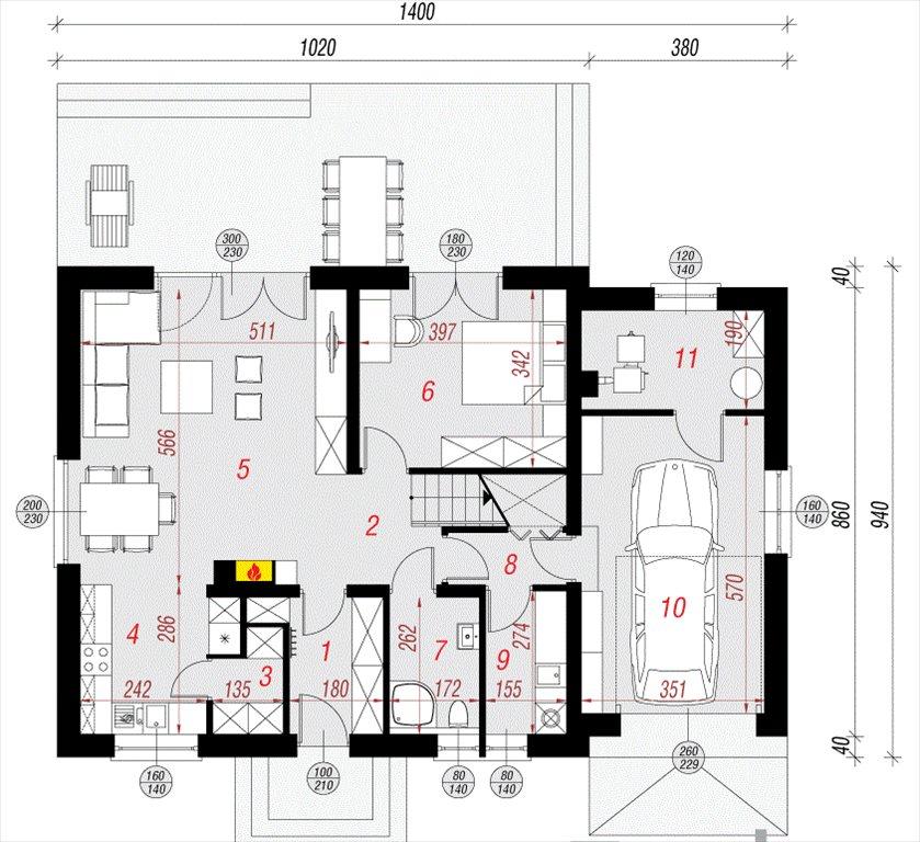 Dom na sprzedaż Częstochowa, Lisiniec  140m2 Foto 3