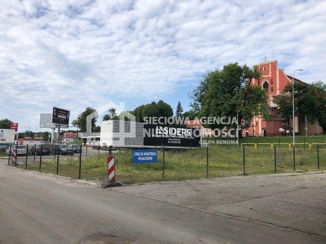 Działka przemysłowo-handlowa pod dzierżawę Gdańsk, Orunia  592m2 Foto 1
