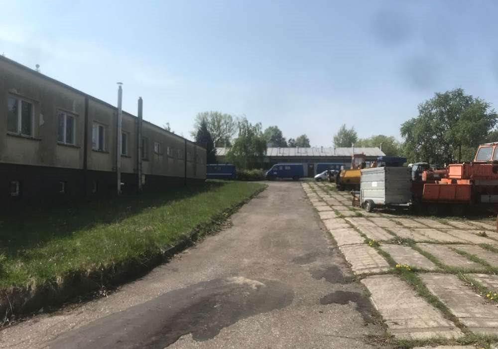 Działka przemysłowo-handlowa na sprzedaż Żabno  55700m2 Foto 8