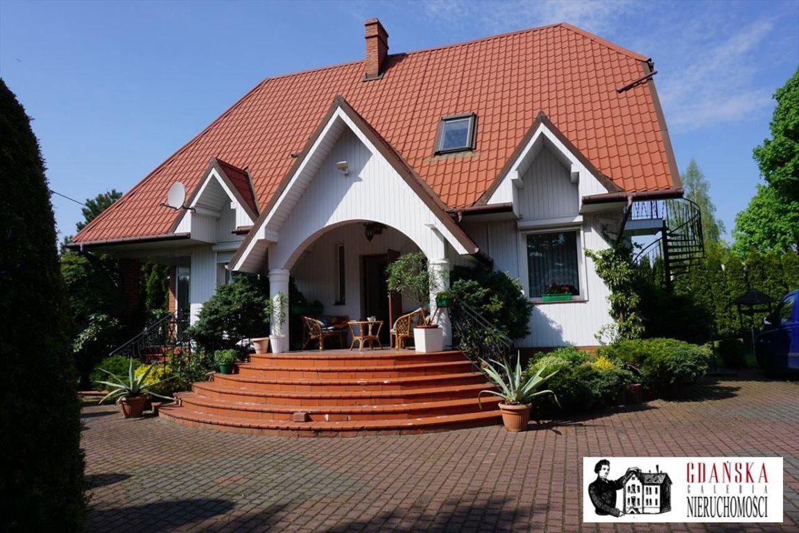 Dom na sprzedaż Jantar, Gdańska  210m2 Foto 1