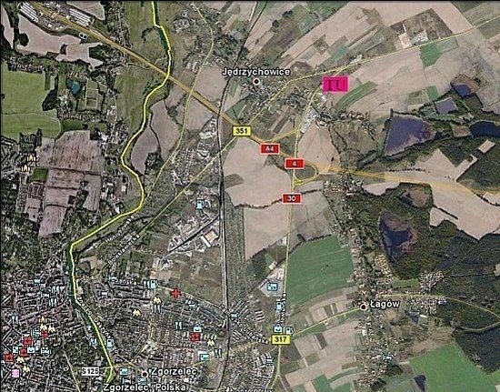 Działka inwestycyjna na sprzedaż Zgorzelec  10901m2 Foto 1