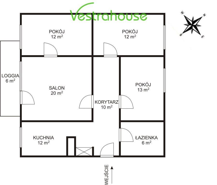 Mieszkanie czteropokojowe  na sprzedaż Warszawa, Ursynów, Dembowskiego  85m2 Foto 10