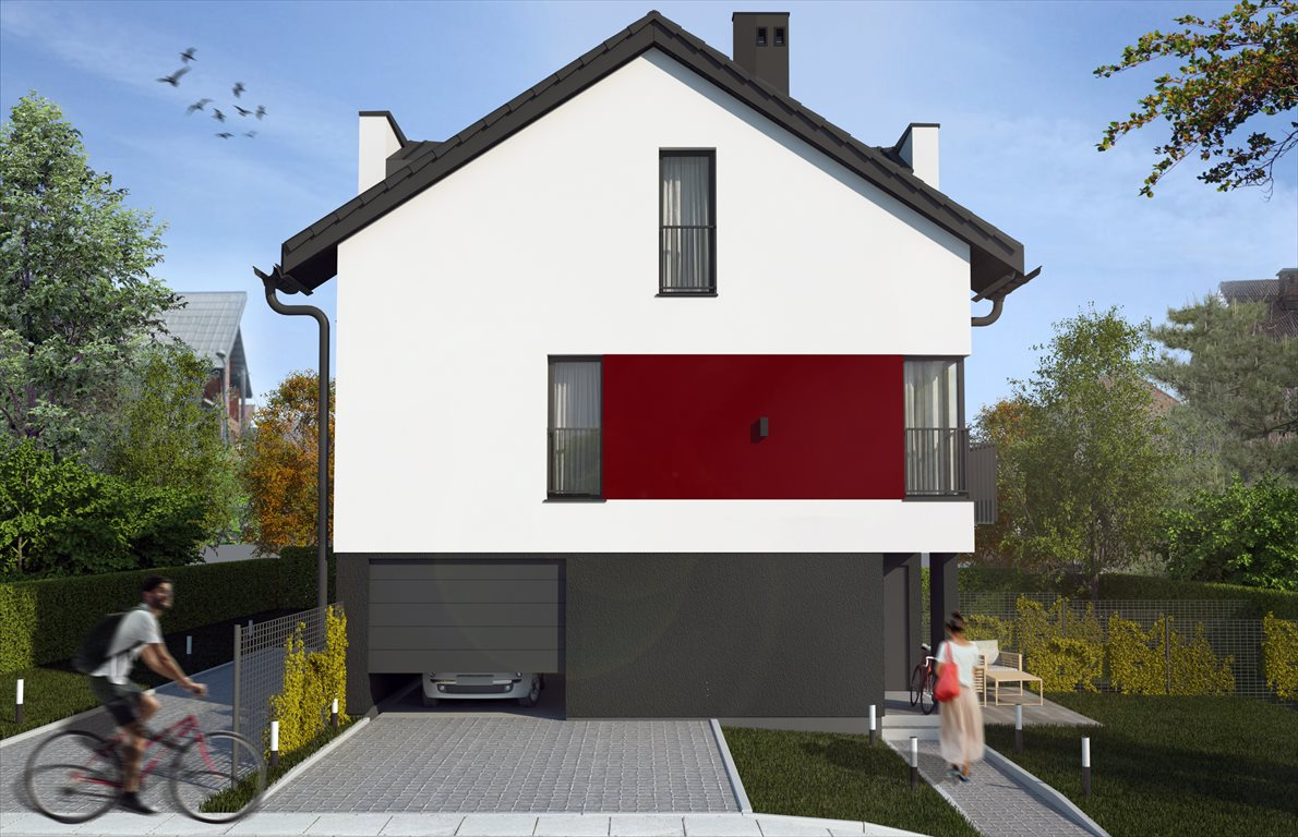 Dom na sprzedaż Brzesko, Kwiatowa  123m2 Foto 6