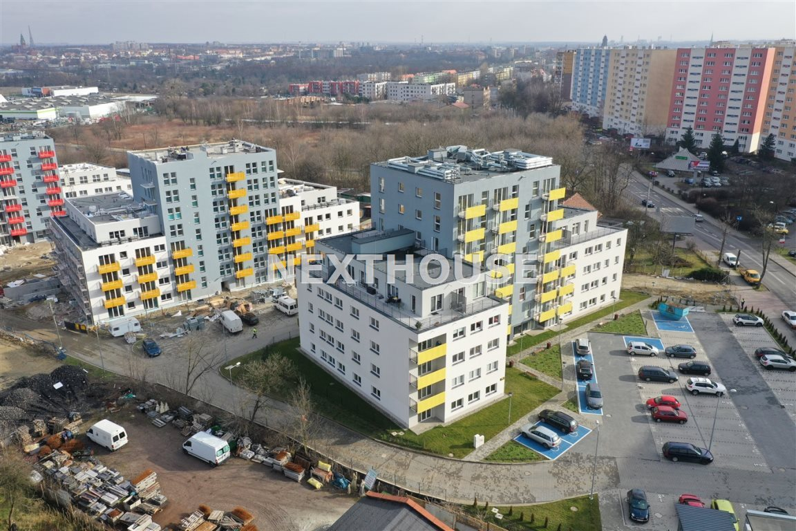 Mieszkanie trzypokojowe na sprzedaż Gliwice, Stare Gliwice  53m2 Foto 9