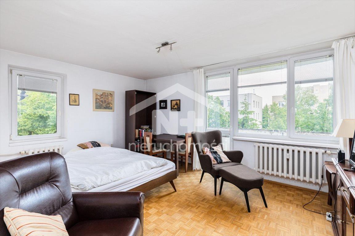 Mieszkanie trzypokojowe na sprzedaż Warszawa, Mokotów Dolny, Korczyńska  60m2 Foto 1