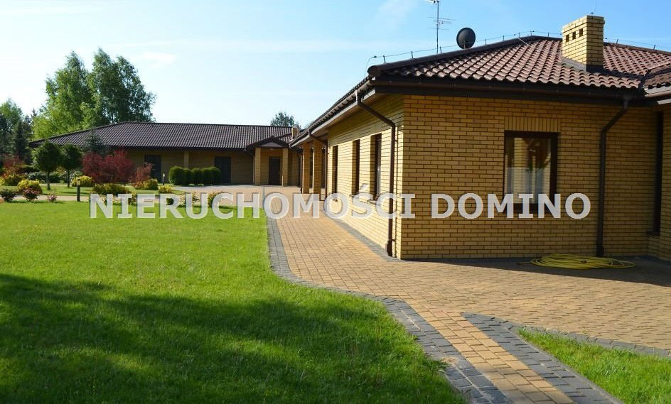 Dom na sprzedaż Huta Dłutowska  500m2 Foto 5