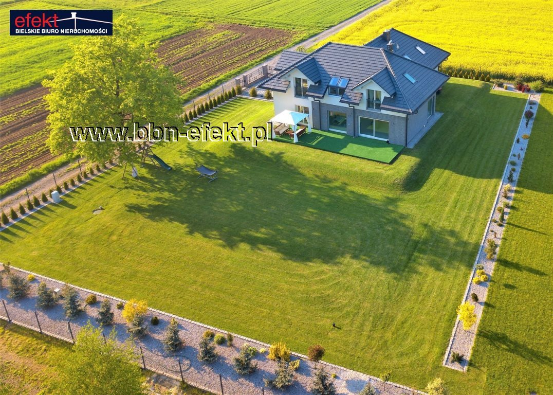 Dom na sprzedaż Goczałkowice-Zdrój  347m2 Foto 4