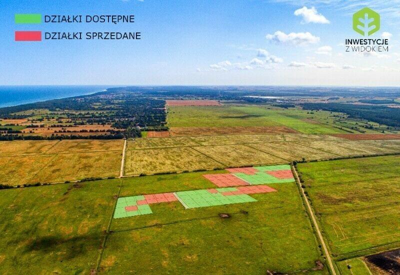 Działka rolna na sprzedaż Słupsk, Doskonały teren położony niedaleko plaży  501m2 Foto 4