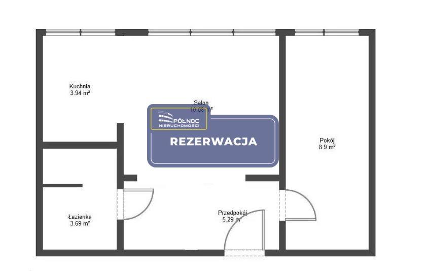 Mieszkanie dwupokojowe na sprzedaż Białystok, Os. Piasta, Towarowa  33m2 Foto 1