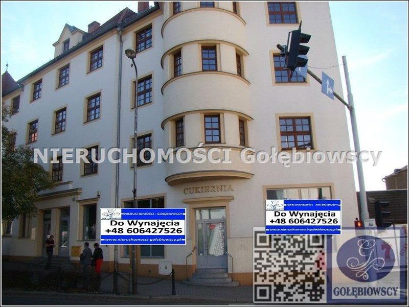 Lokal użytkowy na wynajem Zgorzelec, Centrum  100m2 Foto 1