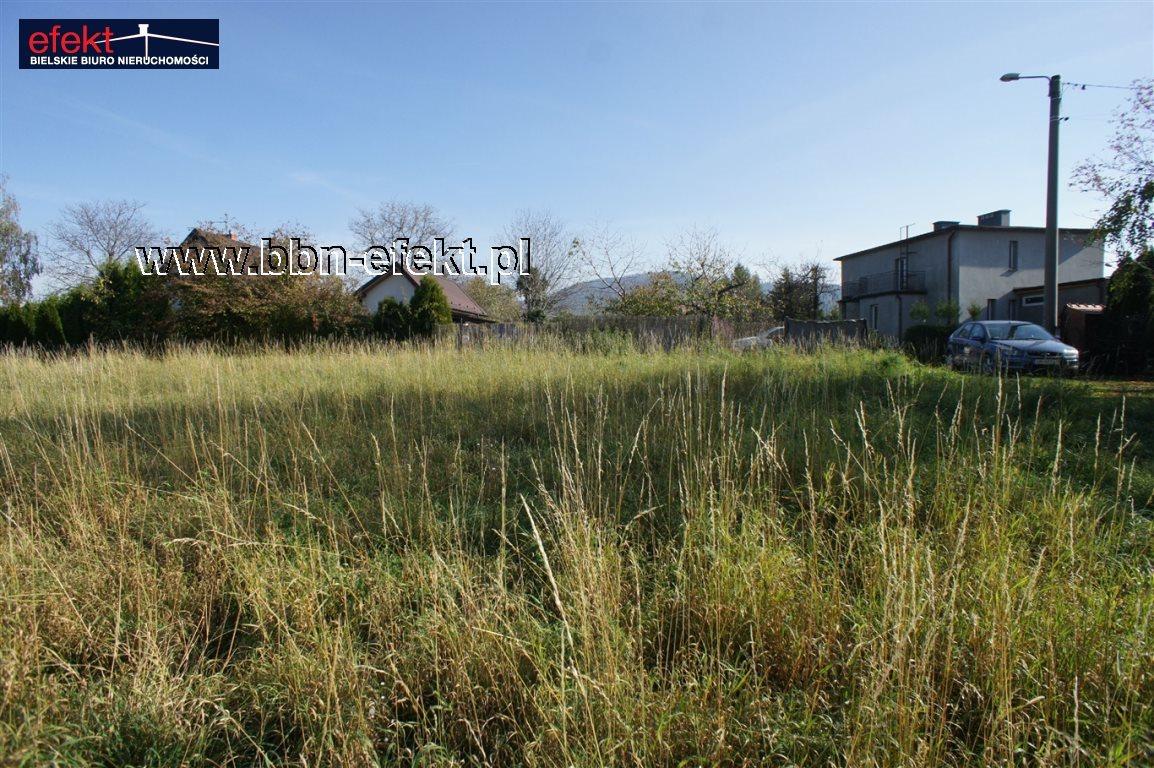 Działka inna na sprzedaż Bielsko-Biała, Lipnik  2499m2 Foto 7