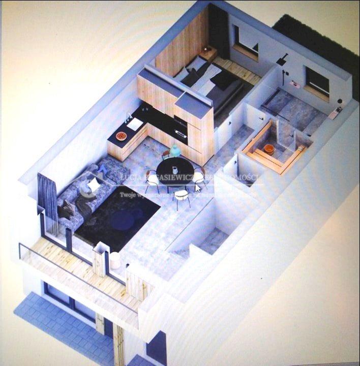 Mieszkanie dwupokojowe na sprzedaż Szczyrk  54m2 Foto 5