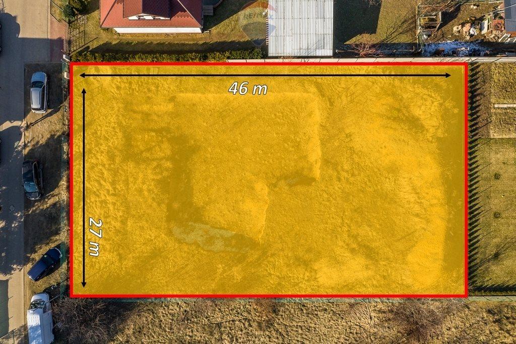Działka budowlana na sprzedaż Przeźmierowo, Malinowa  1213m2 Foto 6