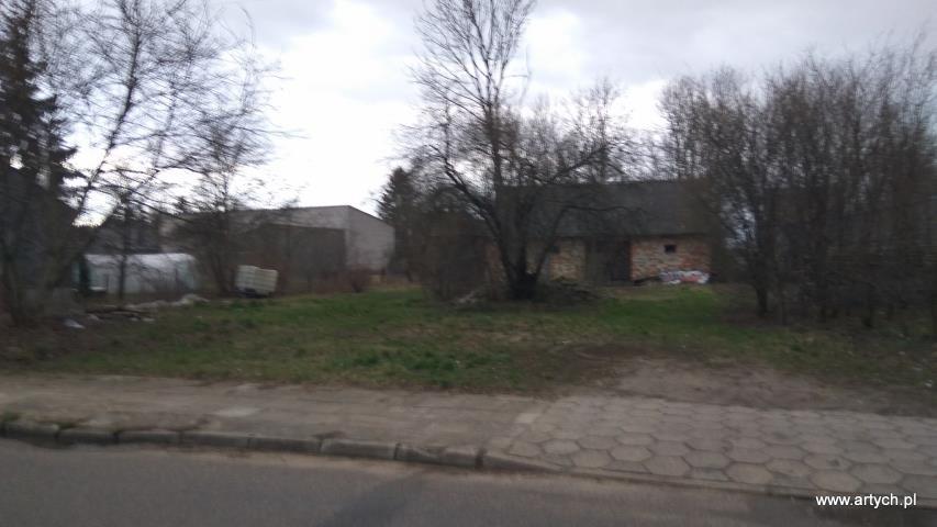 Działka budowlana na sprzedaż Sokołów Podlaski  1082m2 Foto 3