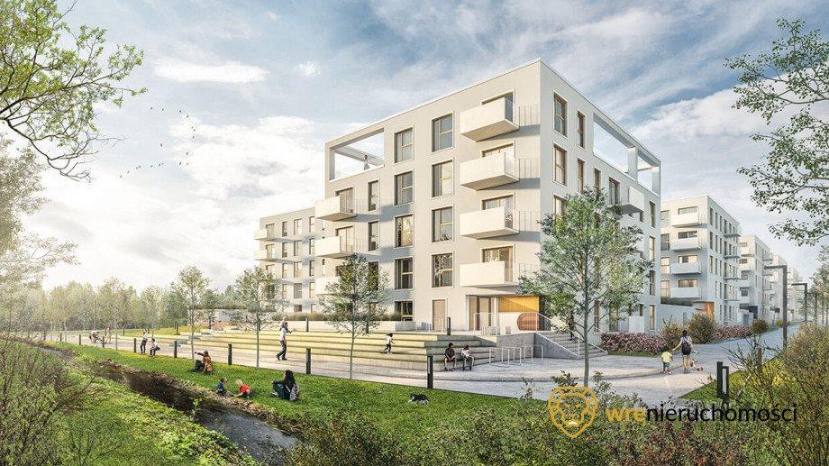 Mieszkanie trzypokojowe na sprzedaż Wrocław, Zakrzów, Zatorska  61m2 Foto 2