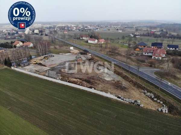 Działka inwestycyjna pod dzierżawę Brzeźnik, Brzeźnik  5541m2 Foto 1
