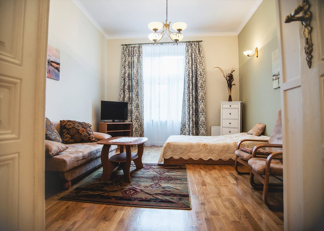 Mieszkanie dwupokojowe na wynajem Kraków, Śródmieście, Stare Miasto, Grzegórzki, Strzelecka  75m2 Foto 1