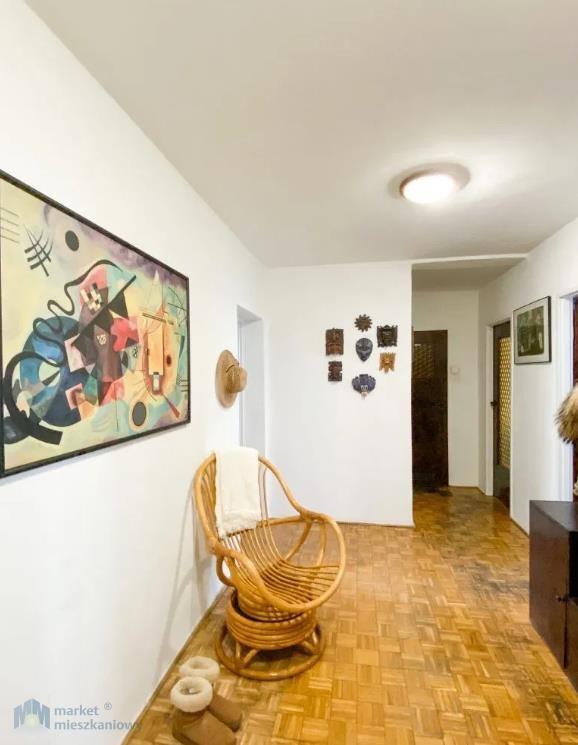 Mieszkanie trzypokojowe na sprzedaż Warszawa, Praga Południe, Grochów  61m2 Foto 8