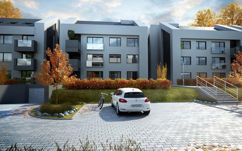 Mieszkanie dwupokojowe na sprzedaż Reda  43m2 Foto 2