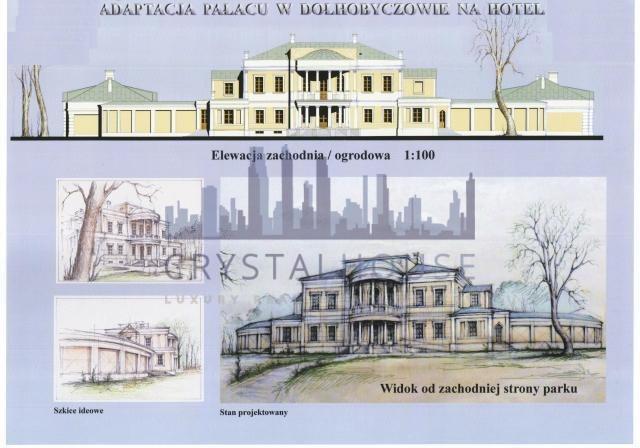 Dom na sprzedaż Dołhobyczów  1755m2 Foto 5