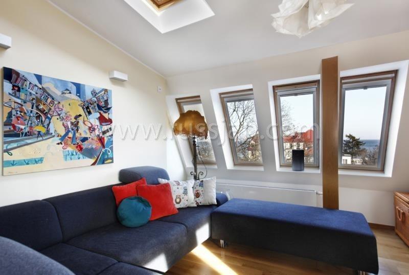 Mieszkanie trzypokojowe na sprzedaż Sopot, Dolny, Parkowa  100m2 Foto 4