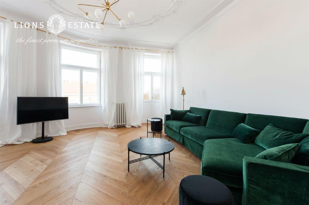 Mieszkanie dwupokojowe na sprzedaż Warszawa, Śródmieście, Mokotowska  71m2 Foto 1