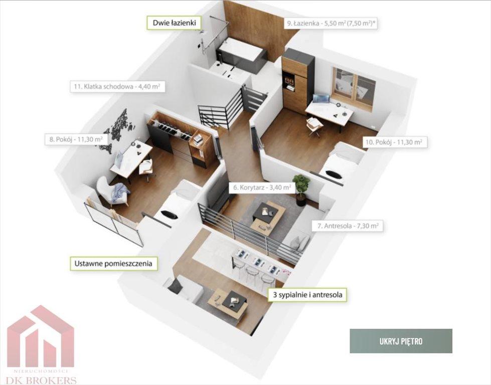 Mieszkanie czteropokojowe  na sprzedaż Rzeszów, Przybyszówka, Pańska  103m2 Foto 3