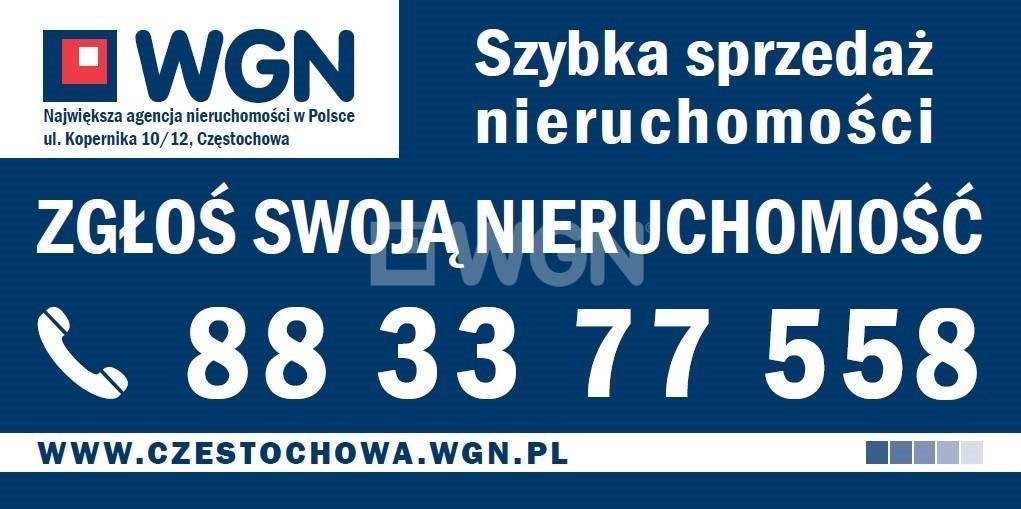 Działka budowlana na sprzedaż Częstochowa, Parkitka, Traugutta  2037m2 Foto 5