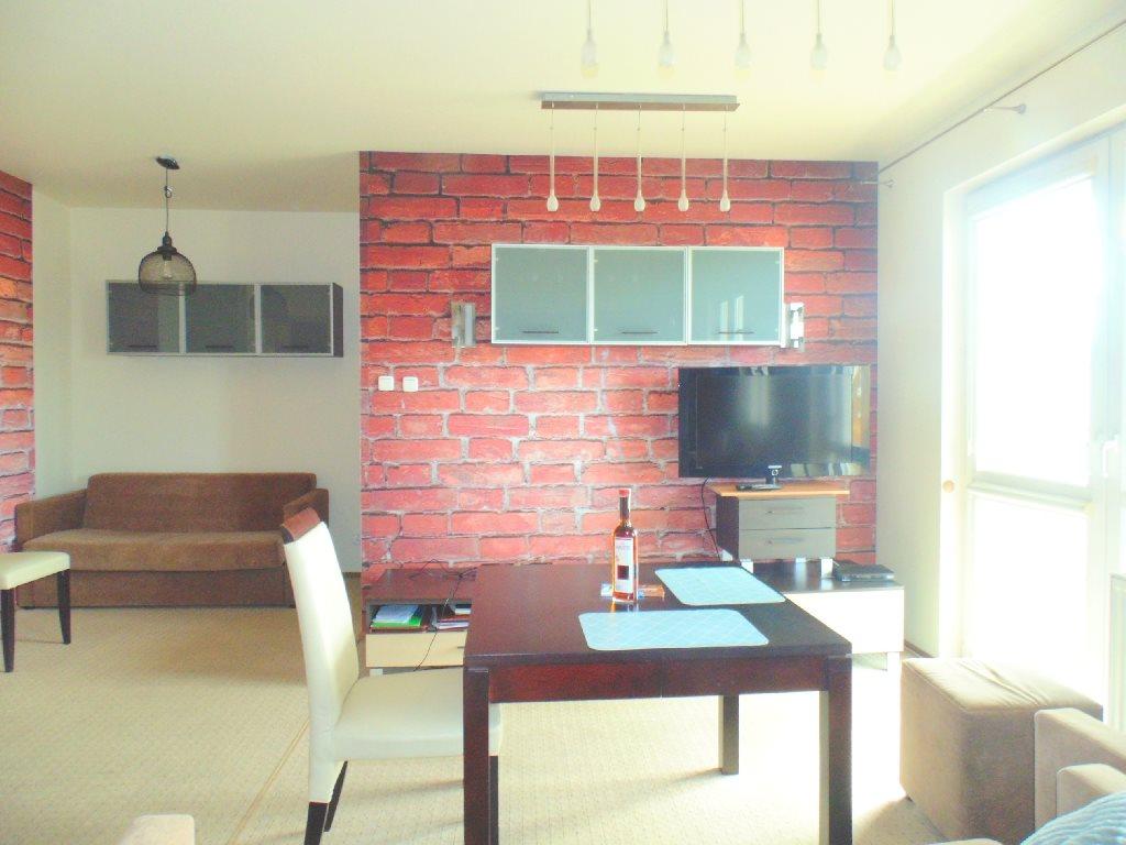 Mieszkanie dwupokojowe na wynajem Toruń, Wrzosy, Polna  47m2 Foto 3