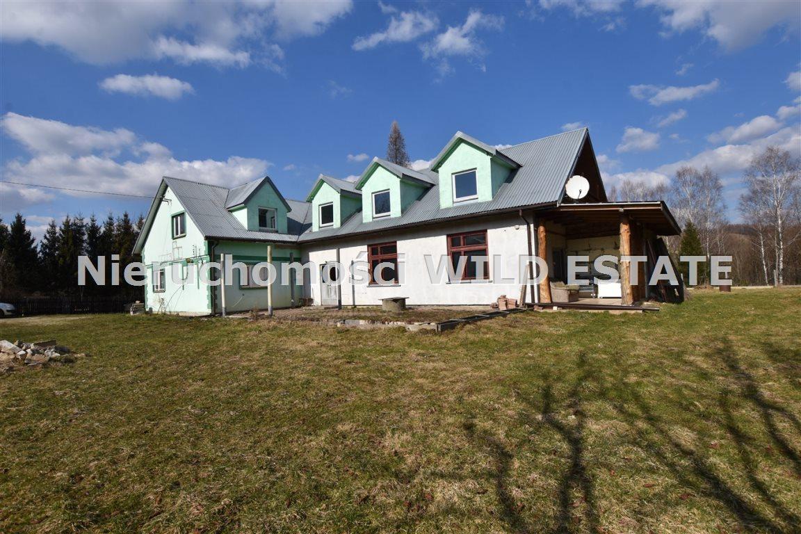 Dom na sprzedaż Ustrzyki Dolne, Ustrzyki Dolne  369m2 Foto 1
