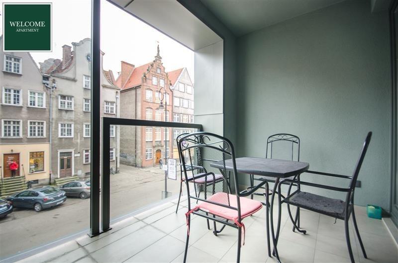Mieszkanie dwupokojowe na wynajem Gdańsk, Stare Miasto, SZEROKA  50m2 Foto 8