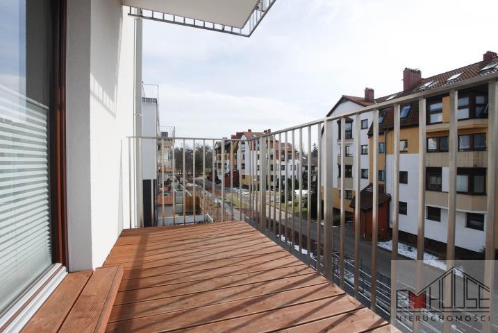 Mieszkanie dwupokojowe na wynajem Wrocław, Krzyki  53m2 Foto 9