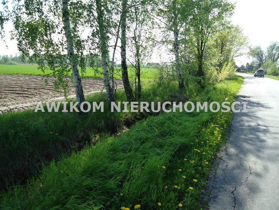 Działka budowlana na sprzedaż Bronisławów  1171m2 Foto 5
