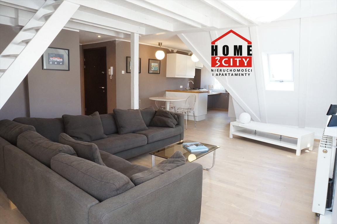Mieszkanie trzypokojowe na sprzedaż Sopot, Dolny, królowej jadwigi  52m2 Foto 1