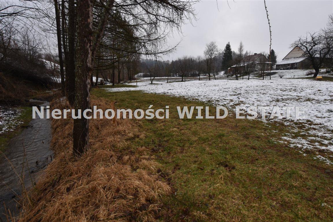 Działka rolna na sprzedaż Olszanica, Paszowa  4376m2 Foto 10