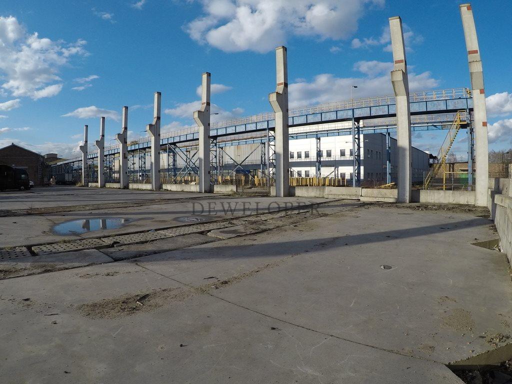 Działka przemysłowo-handlowa pod dzierżawę Katowice, Zawodzie  970m2 Foto 1